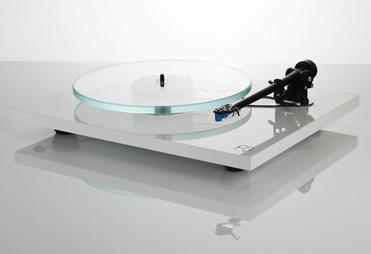 rega レガ アナログプレーヤー Planar3 -White 60Hz (60Hz 専用モデル) with Elys2