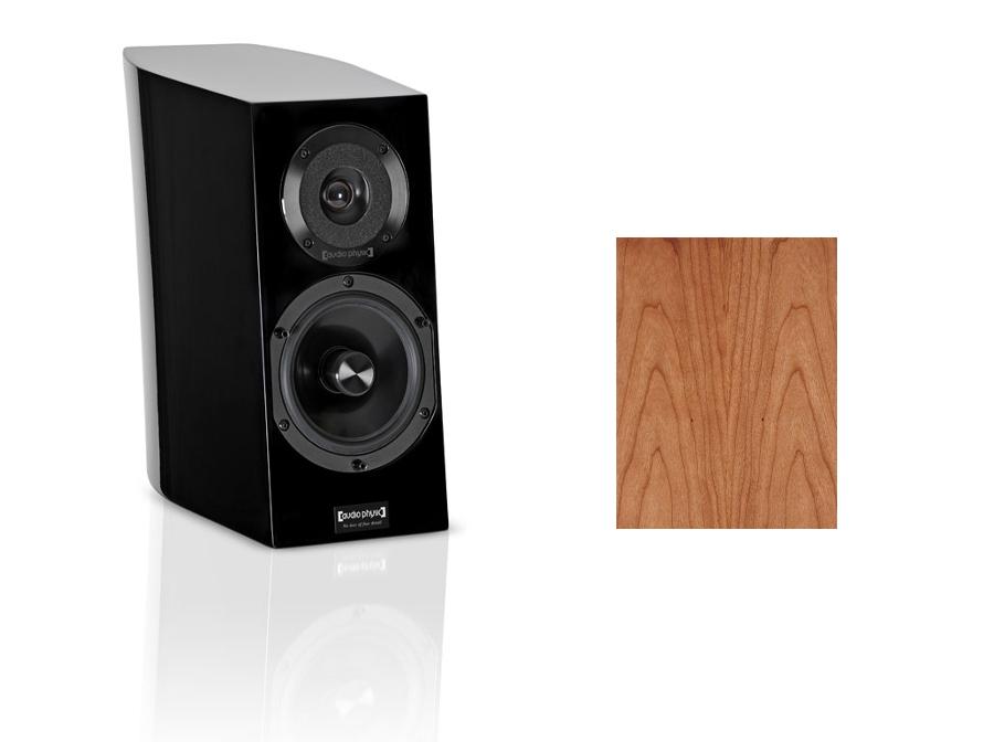 audio physic オーディオフィジック スピーカーシステム Step 25 Plus+ チェリー / ペア