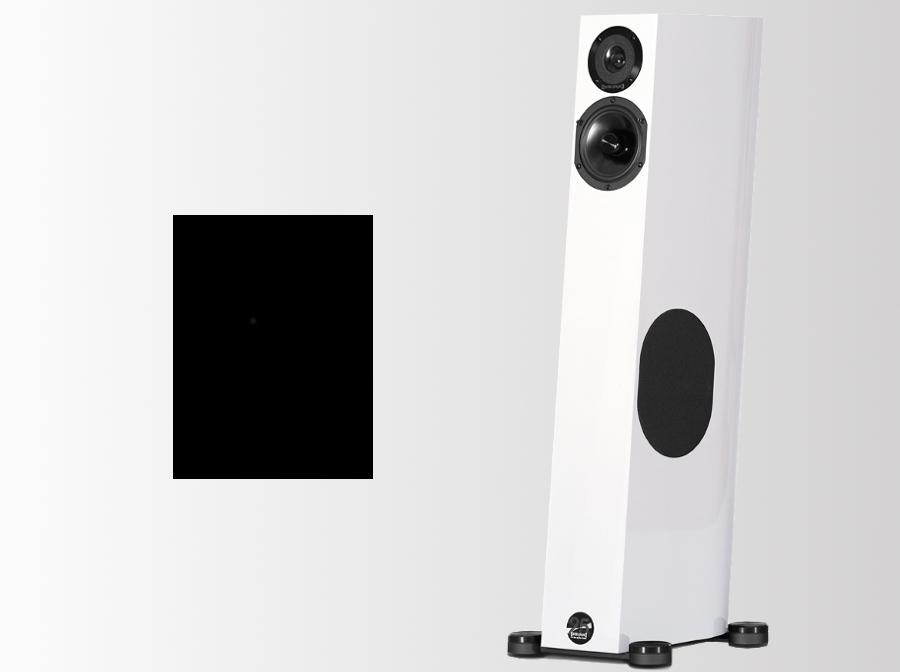audio physic オーディオフィジック スピーカーシステム Tempo 25 Plus+ ピアノブラック / ペア