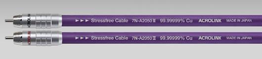 ACROLINK アクロリンク RCAケーブル 7N-A2050IIIRCA 1.0m