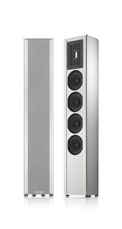 PIEGA ピエガ スピーカーシステム Coax 511 ホワイト仕上げ ボトムプレート付