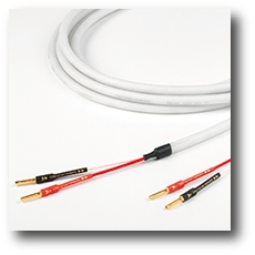 THE CHORD COMPANY ザ・コード・カンパニー スピーカーケーブル Clearway Speaker Cable 2.0m バナナ