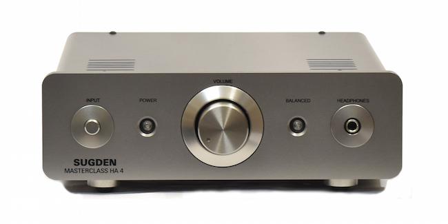 SUGDEN AUDIO サグデン オーディオ ヘッドフォンアンプ HA-4
