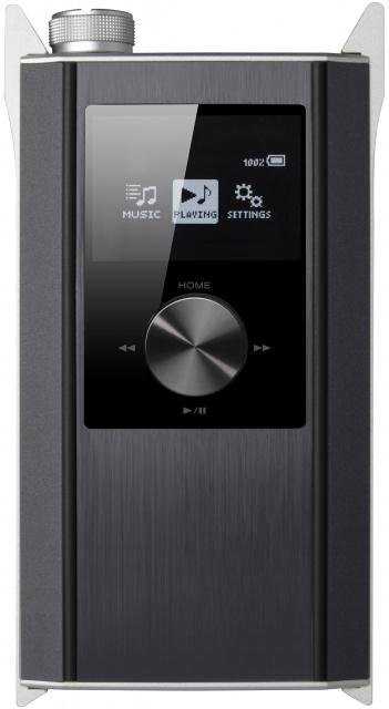 TEAC ティアック DSD対応ポータブルヘッドホンアンプ/プレーヤー HA-P90SD ブラック