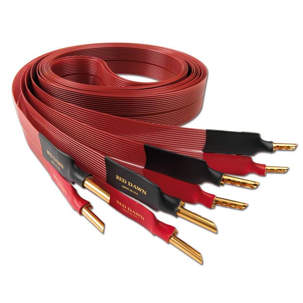 NORDOST ノードスト スピーカーケーブル RED DAWN Z-PLUG LS DAWN LS 2m Z-PLUG, ちぼりスイーツファクトリー:86de2db2 --- rigg.is