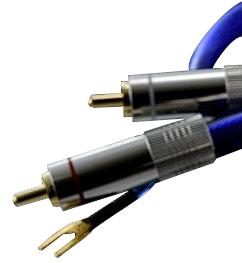 Zonotone 6NTW-6060 (RCA)RCA - RCA(1.5m) ゾノトーン フォノケーブル