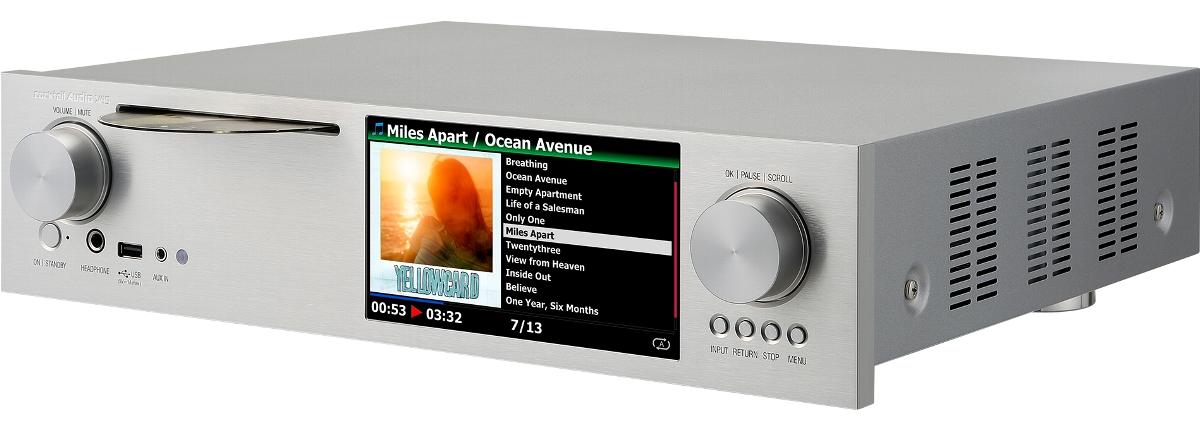 Cocktail Audio X45 シルバー カクテルオーディオ マルチメディアプレーヤー