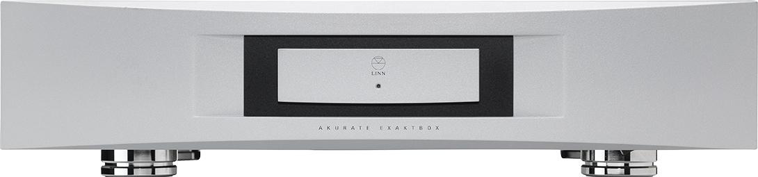 LINN AKURATE EXAKTBOX10 Silver リン デジタルクロスオーバー 1台