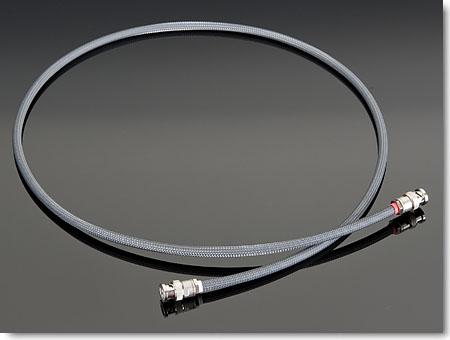 TRANSPARENT High Performance Digital HPDL.5 (0.5m) BNC トランスペアレント デジタルケーブル