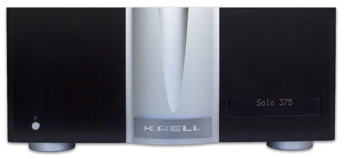 KRELL Solo 375 Ibias Class A クレル モノラル パワーアンプ ペア