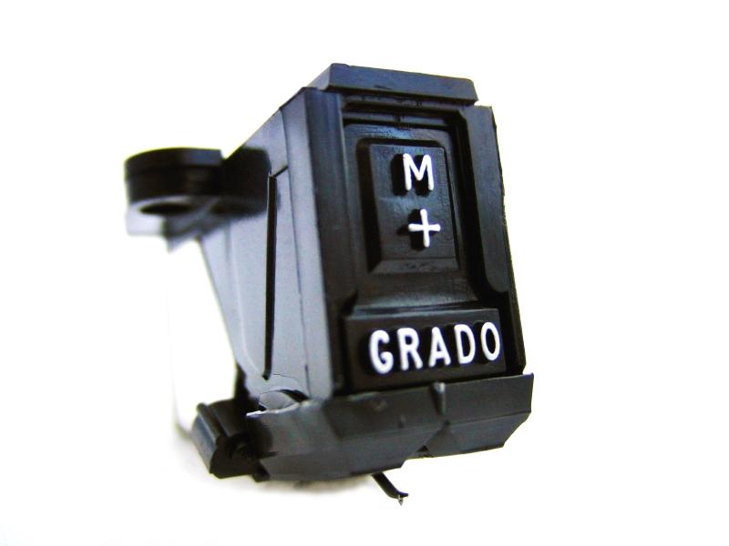 GRADO MC+ MONO グラド フォノカートリッジ