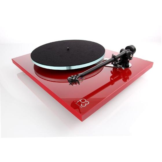 rega Planar 3-Red 60Hz レッド-針無(60Hz 専用モデル) レガ アナログプレーヤー