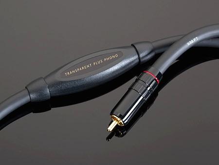 TRANSPARENT Plus Phono Cable PPH 1 (1m) RCA → RCA トランスペアレント フォノケーブル