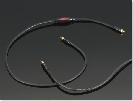 TRANSPARENT MusicLink ML 2 (2m) トランスペアレント シングルエンドRCA ペア