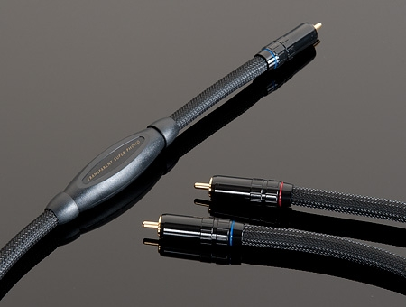TRANSPARENT Super Phono Cable SPH 1.5 (1.5m) DIN → RCA トランスペアレント フォノケーブル