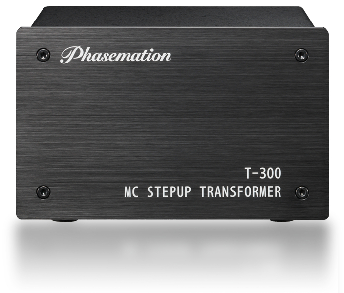 Phasemation T-300 フェーズメーション MC昇圧トランス
