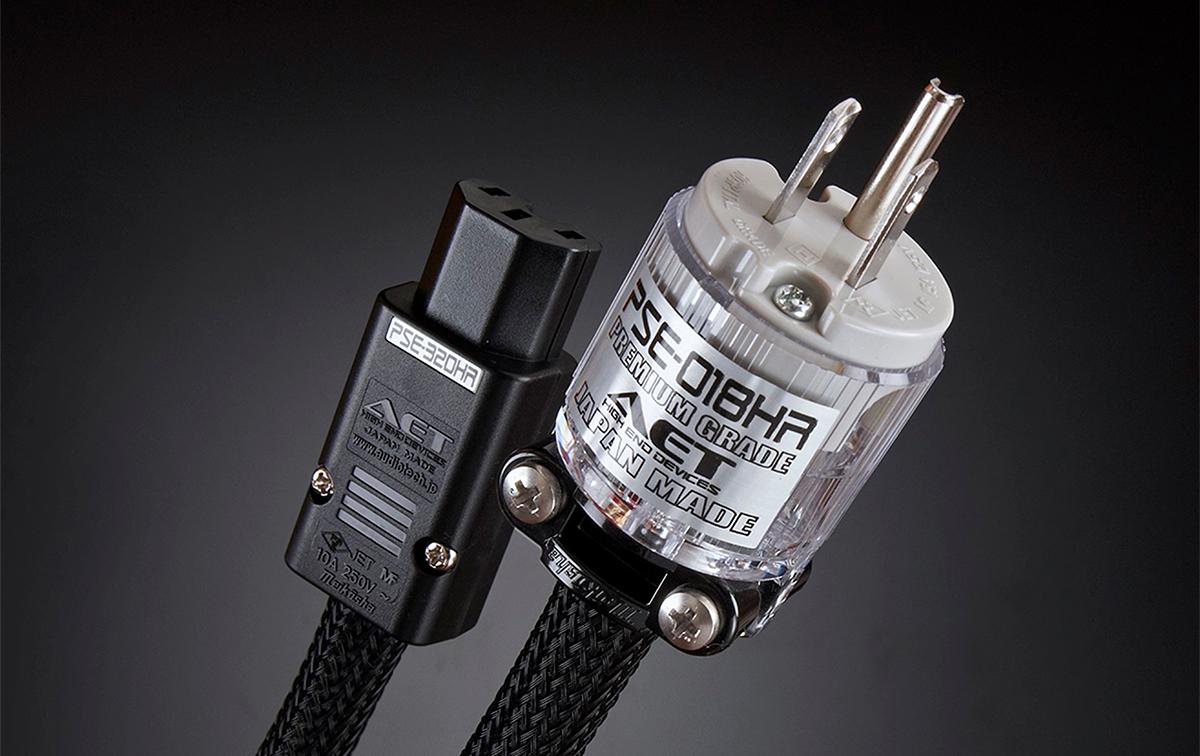 AET TSD-HS AC 5.0m エーイーティー 電源ケーブル