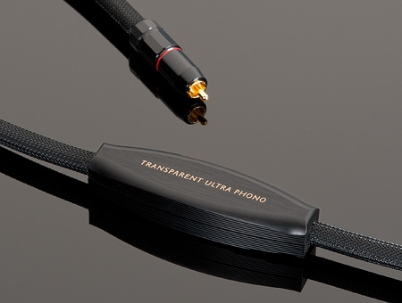TRANSPARENT Ultra Phono Cable UPH 1 (1m) DIN → XLR トランスペアレント フォノケーブル