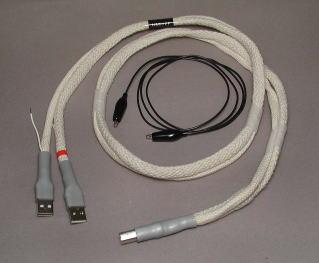 日本オーディオ Proxima USB-2WD USBケーブル 0.8m