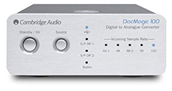 CAMBRIDGE AUDIO DACMAGIC100SLV ケンブリッジオーディオ USB-DAC
