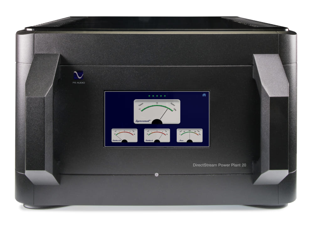 PSAUDIO DirectStream P20 PowerPlant ブラック ピーエスオーディオ リジェネレーター