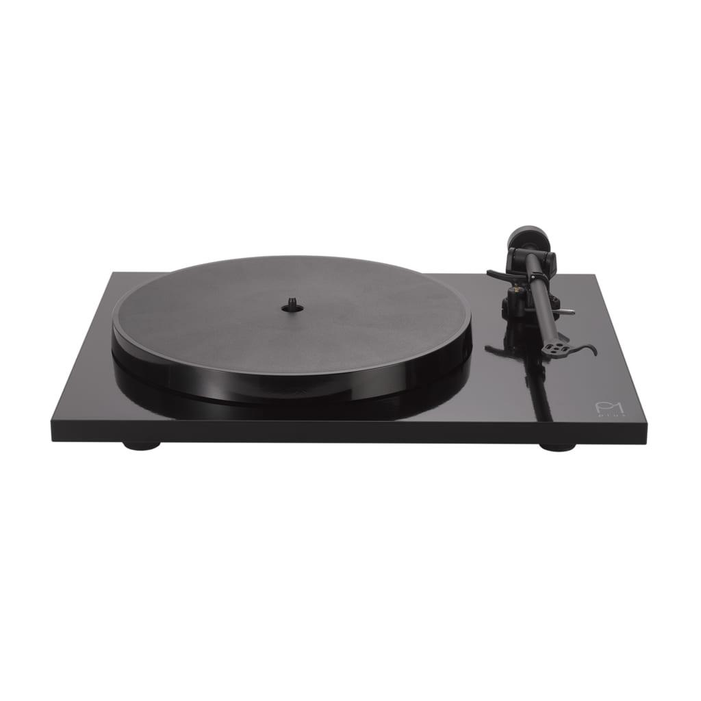 rega Planar 1 Plus Black 60Hz レガ レコードプレーヤー