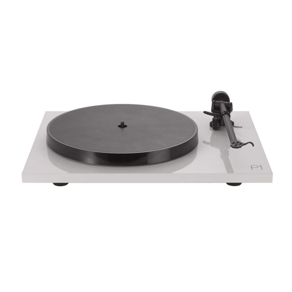 rega Planar 1 Plus White 60Hz レガ レコードプレーヤー