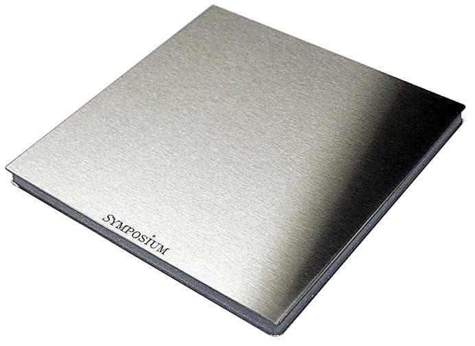 SYMPOSIUM SVELTE SHELF 19×14 シンポジウム オーディオボード