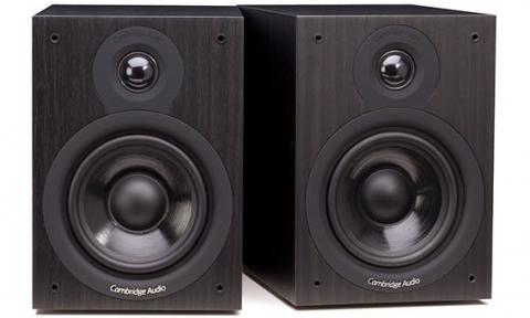 CAMBRIDGE AUDIO SX50-BK ケンブリッジオーディオ スピーカーシステム ぺア