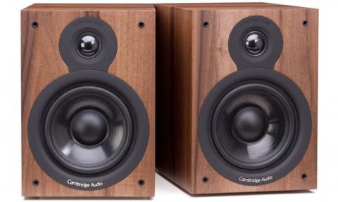 CAMBRIDGE AUDIO SX50-DW ケンブリッジオーディオ スピーカーシステム ぺア