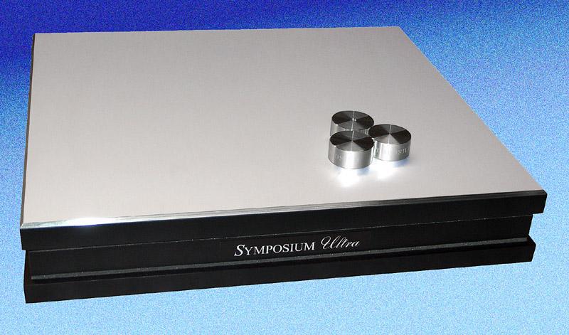 SYMPOSIUM ULTRA PLATFORM 19×18 シンポジウム オーディオボード
