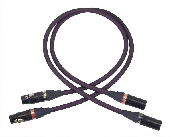 SAEC XR-1000 0.7m サエク XLRラインケーブル