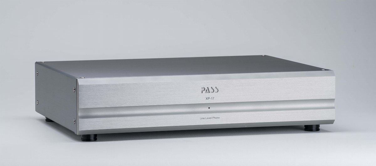 Pass Laboratories XP-17 パスラボラトリーズ フォノイコライザー