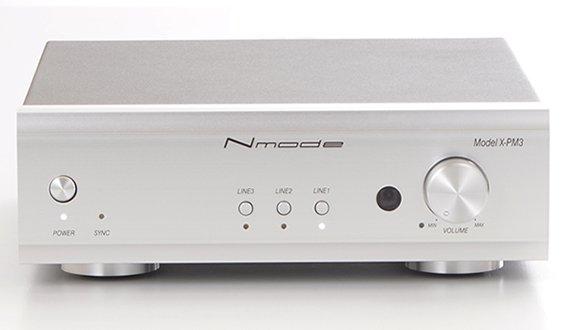 N-MODE X-PM3 エヌモード プリメインアンプ