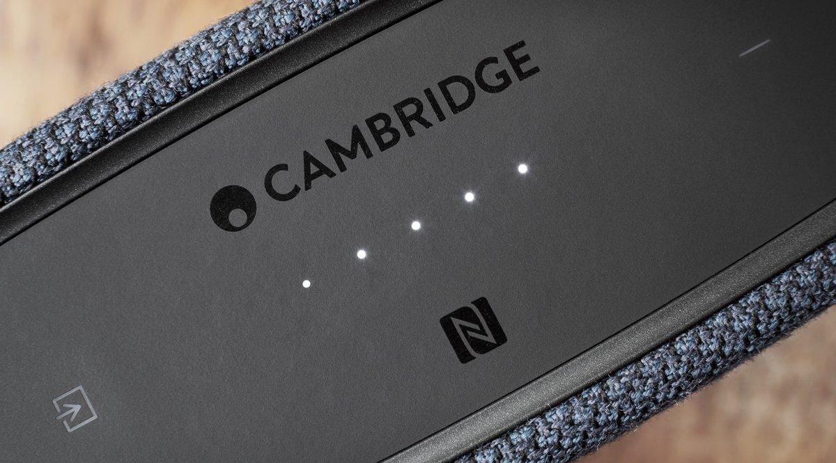 CAMBRIDGE AUDIO Yoyo (S) Green ケンブリッジオーディオ Portable Bluetooth Speaker