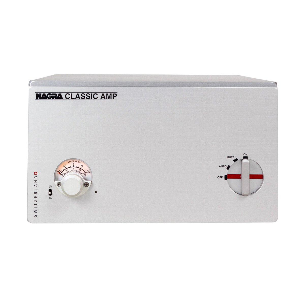NAGRA Classic Amp ナグラ パワーアンプ