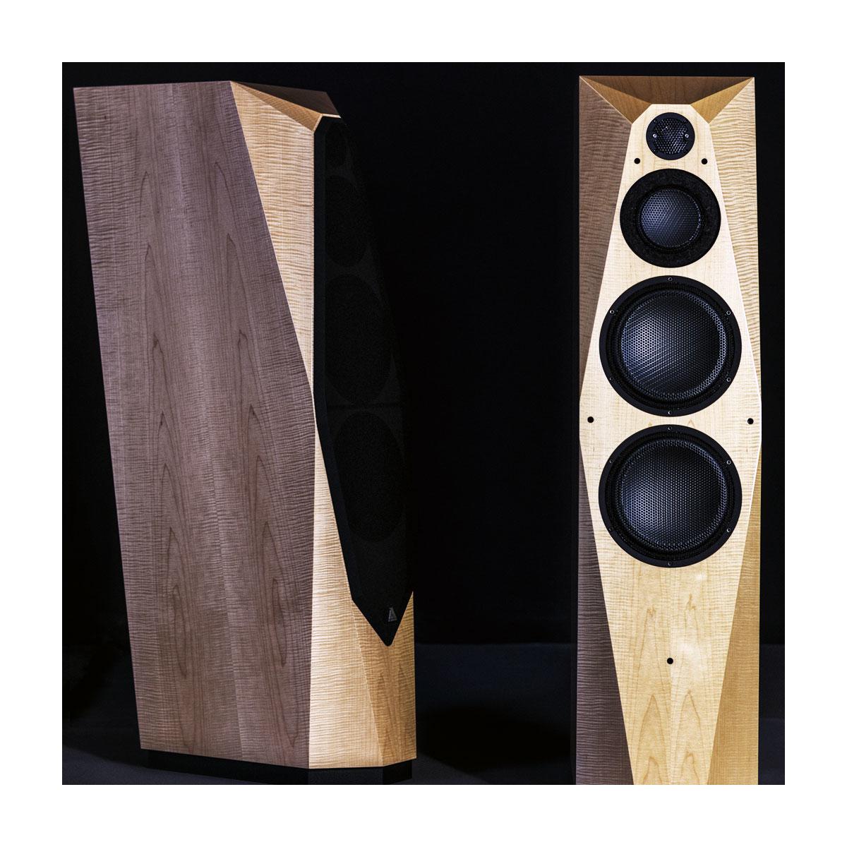 Avalon Acoustics Compas Diamond Maple 価格お問い合わせください。 アヴァロン スピーカーシステム