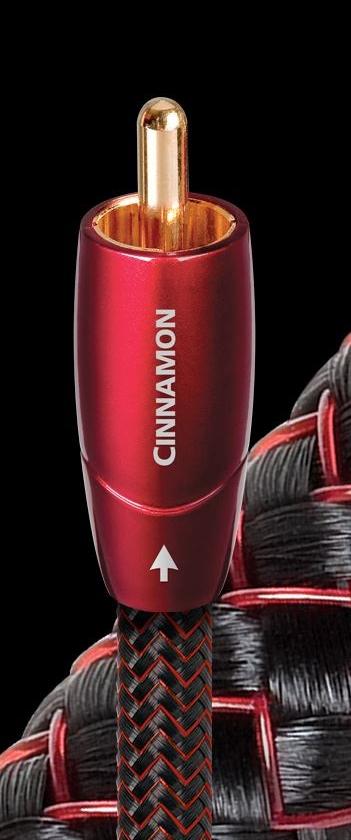 audioquest Digital Coax Cinnamon オーディオクエスト デジタルケーブル 1.5m