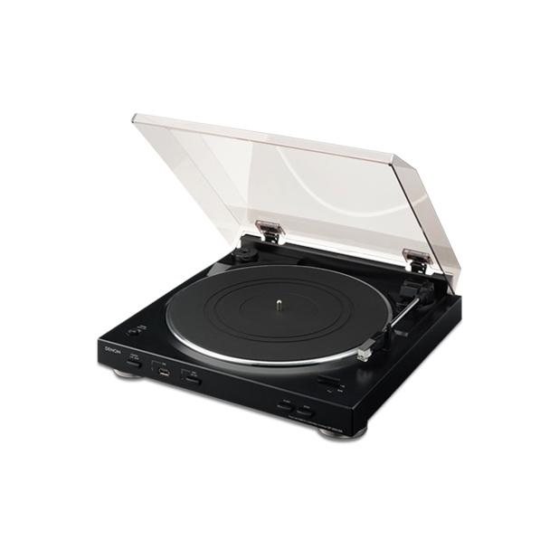 DENON DP-200USB K デノン フルオートレコードプレーヤー