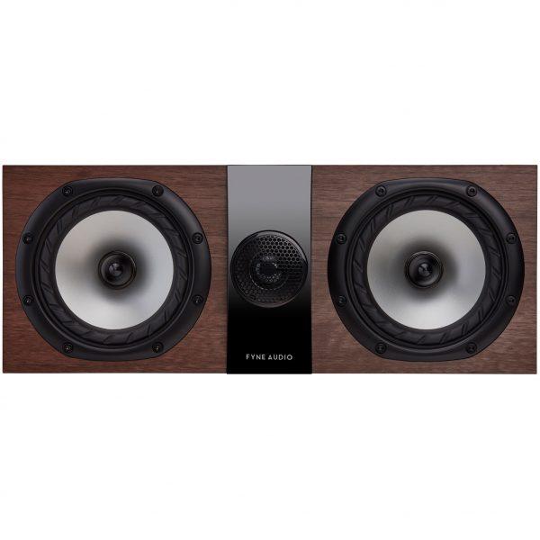 Fyne Audio F300C ウォールナット ファインオーディオ センタースピーカー
