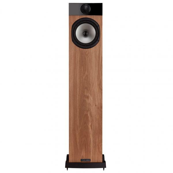 Fyne Audio F302 ライトオーク ファインオーディオ スピーカーシステム ペア