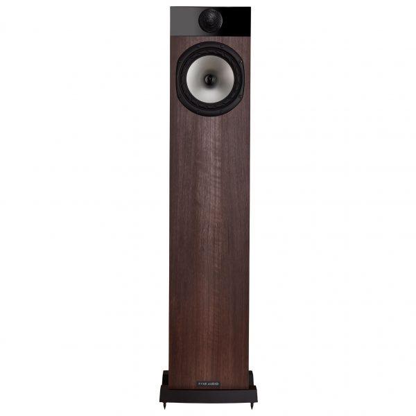 Fyne Audio F302 ウォールナット ファインオーディオ スピーカーシステム ペア
