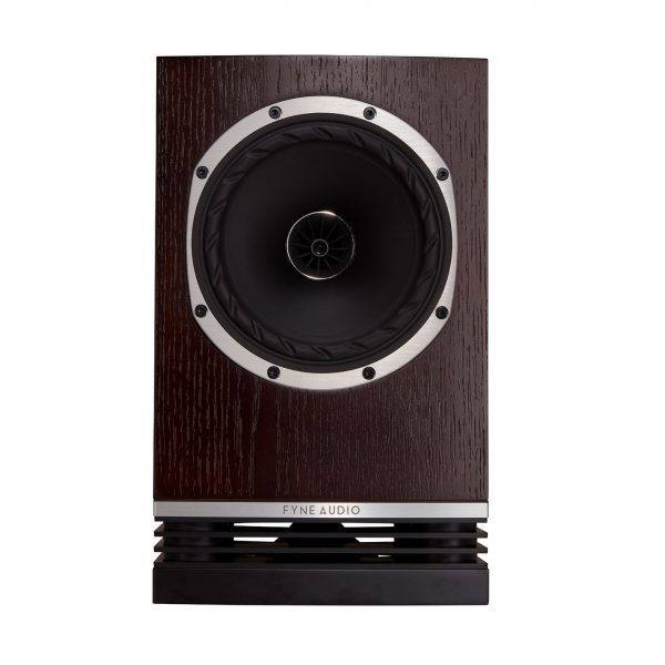 Fyne Audio F500 ダークオーク ファインオーディオ スピーカーシステム ペア