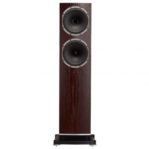 Fyne Audio F502 ダークオーク ファインオーディオ スピーカーシステム ペア