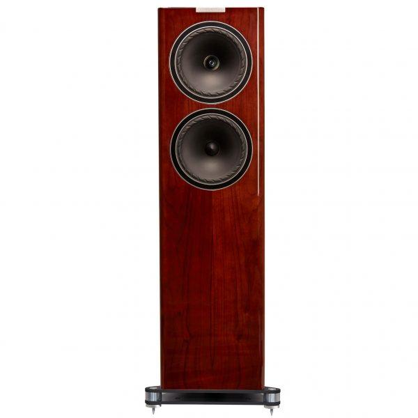 Fyne Audio F702 グロスウォールナット ファインオーディオ スピーカーシステム ペア
