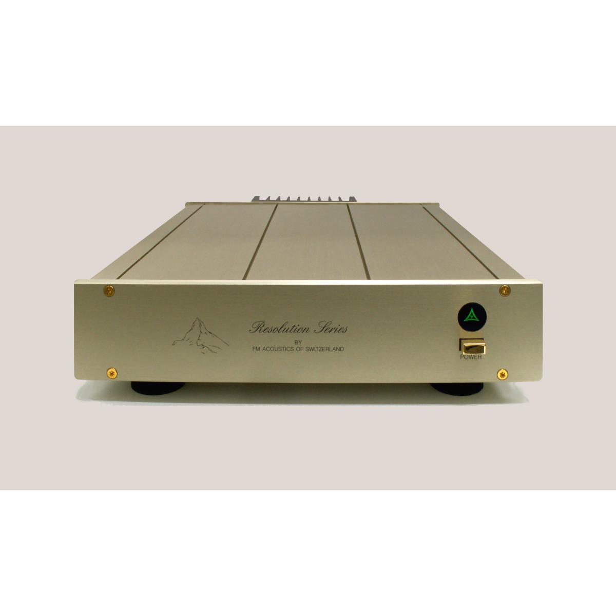 FM Acoustics FM108-MkII FMアコースティックス Power Amplifier ペア 完全受注品(キャンセル不可) 特別価格ASK!