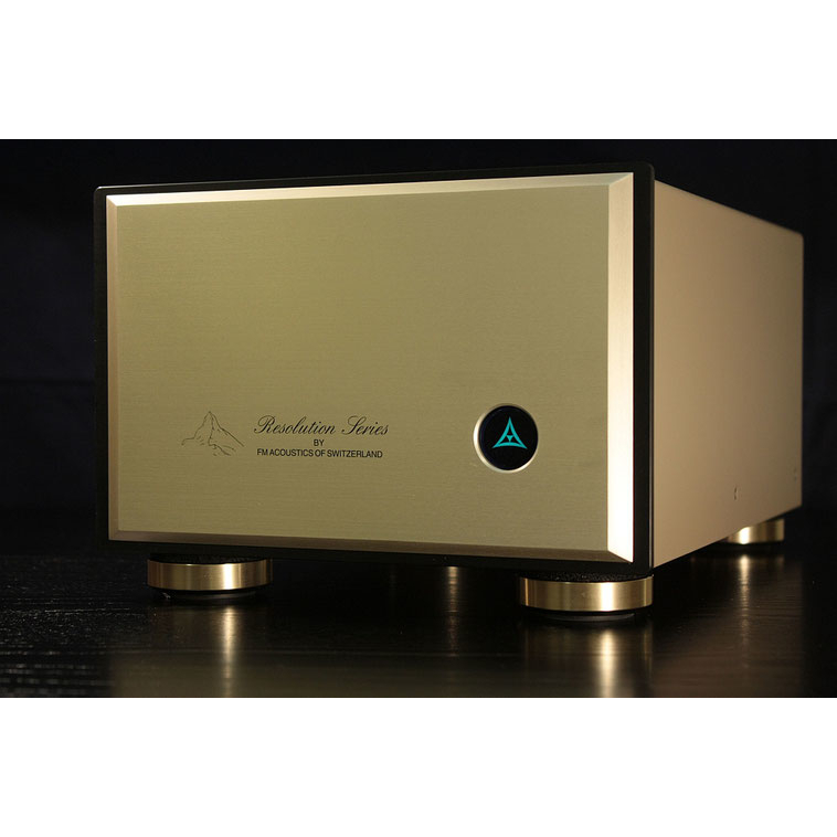 FM Acoustics FM111 FMアコースティックス Power Amplifier ペア 完全受注品(キャンセル不可) 特別価格ASK!