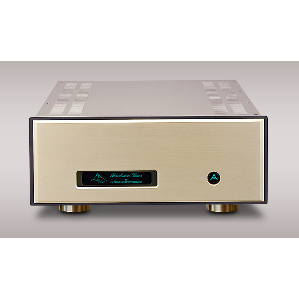 FM Acoustics FM115 FMアコースティックス Power Amplifier ペア 完全受注品(キャンセル不可) 特別価格ASK!