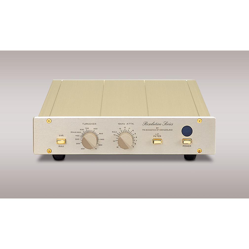 FM Acoustics FM122MkII FMアコースティックス Phono Amplifier 完全受注品(キャンセル不可) 特別価格ASK!