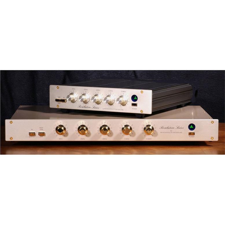 FM Acoustics FM133 (写真上) FMアコースティックス Harmonic Linearizers 完全受注品(キャンセル不可) 特別価格ASK!